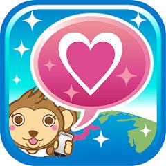 ハッピーメールのアプリロゴ
